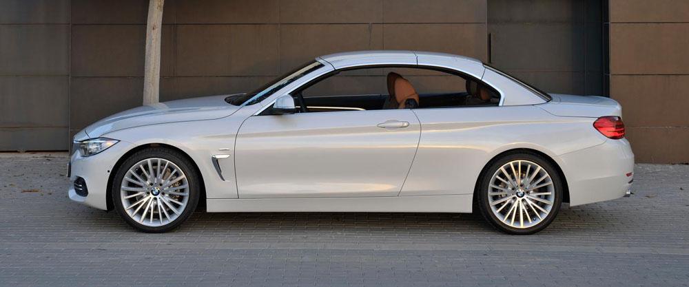 BMW 428I Convertible >> 2014 BMW 4 Series Convertible