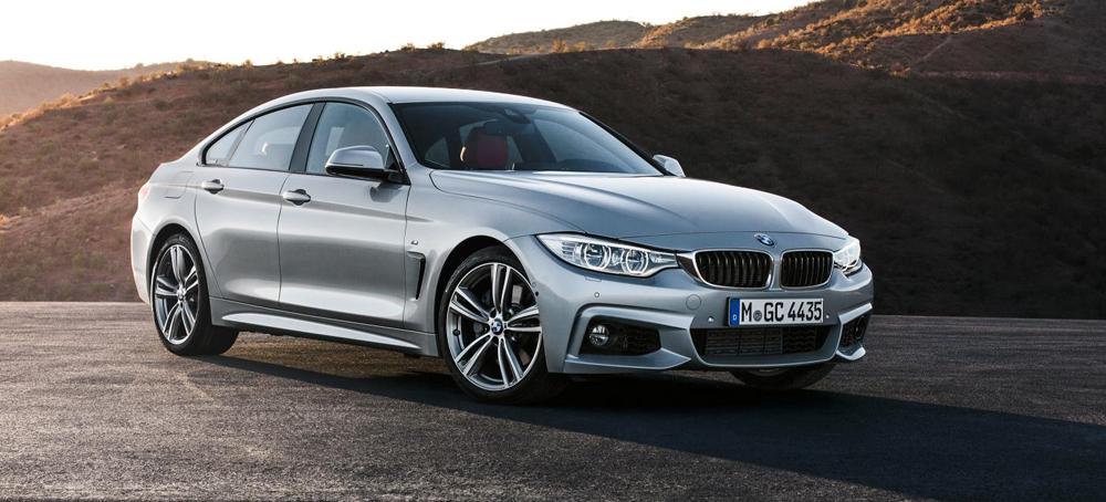 BMW Series Gran Coupe - Bmw 435i gran coupe xdrive