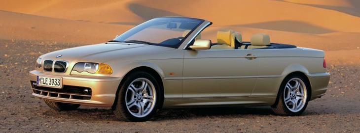 BMW 3 Series Convertible 20002006