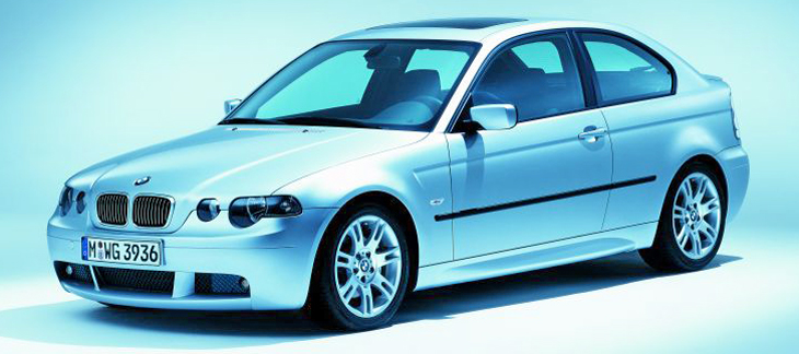 2000-2006 BMW 3 Series Coupé