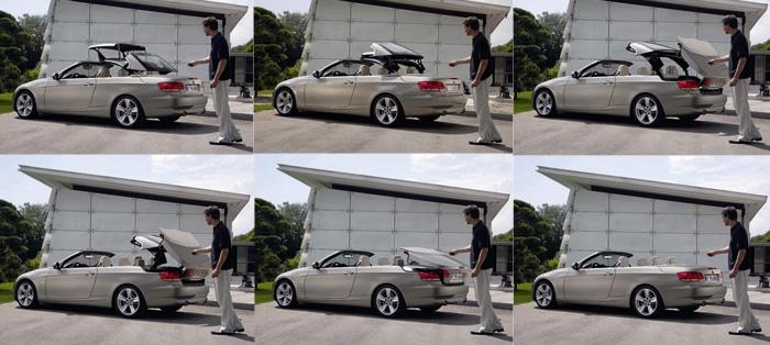 2007 BMW 3 SERIES HARDTOP CONVERTIBLE