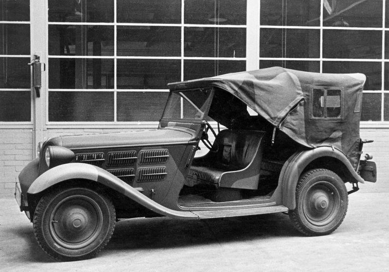 1934-1936 BMW 309 Models