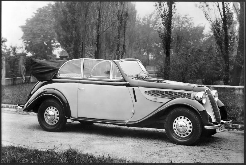 Mm Auto Sales >> 1937-1941 BMW 320 / 321 / 325