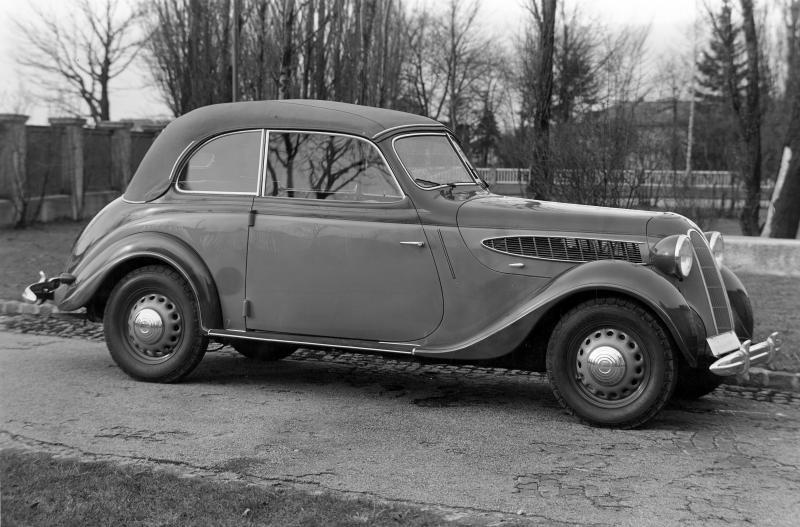4 Door Convertible >> 1937-1941 BMW 320 / 321 / 325