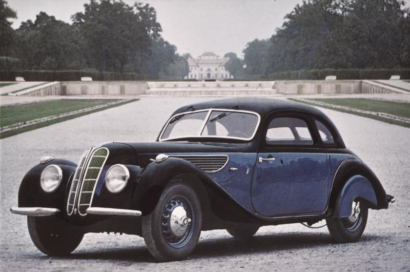 1936 To 1941 Bmw 327 And 328 Models