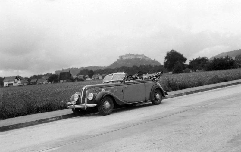 1936 to 1941 BMW 329 / 335 Models