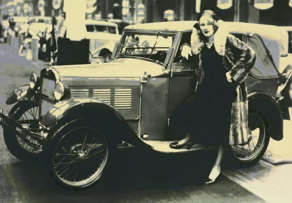1928-1904 Dixi Automobiles