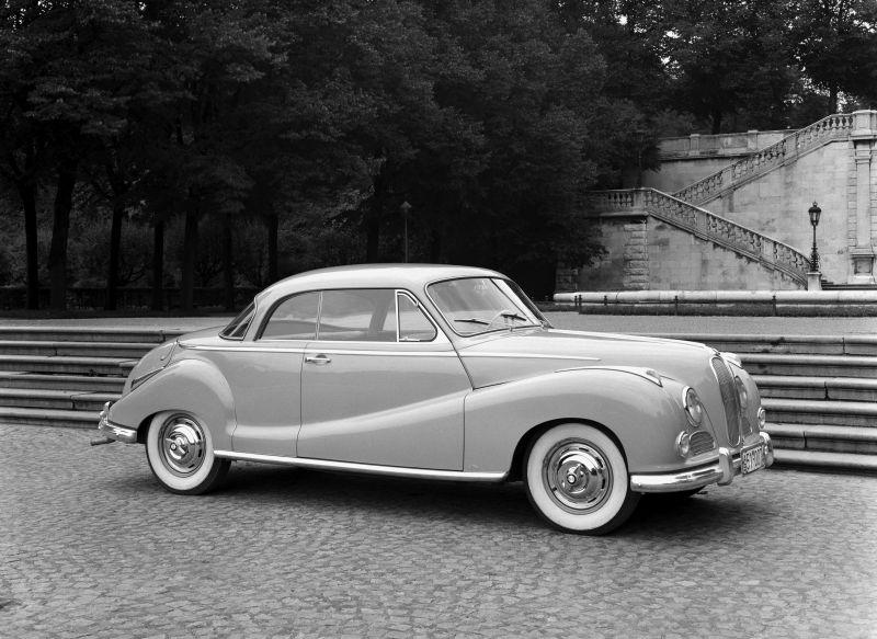1954 bmw 502 cabriolet - photo #34