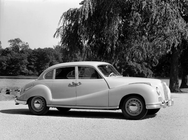 BMW 501 / 2600 Limousine Models (1952-1963)