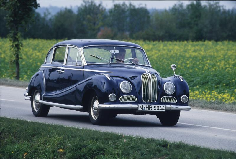 Images of 1953 bmw 502