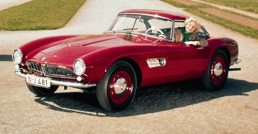 1956-1959 BMW 507 Roadster