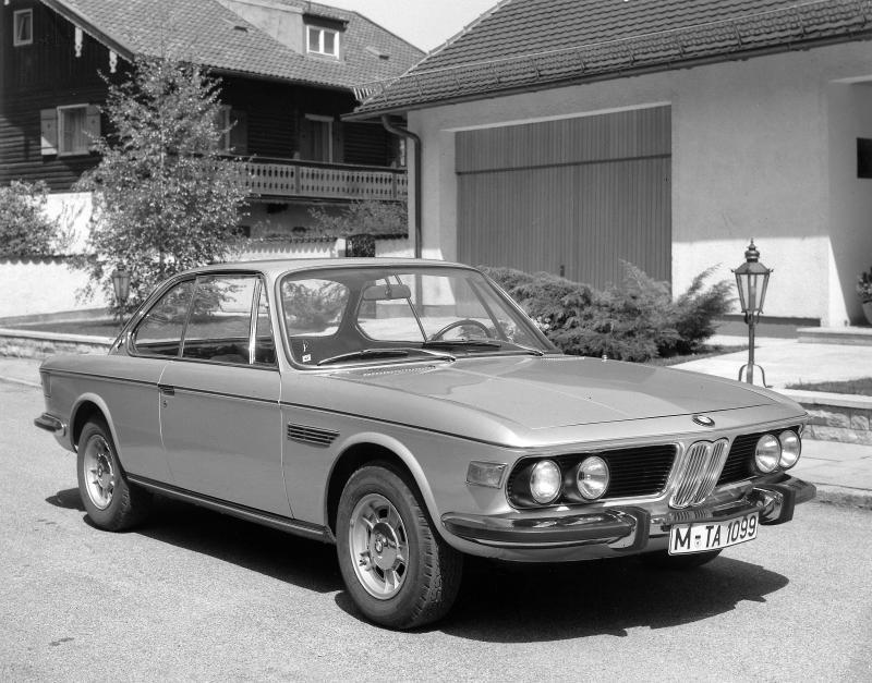 Bmw 3.0 Cs >> 1968-1975 BMW Large Coupé Models