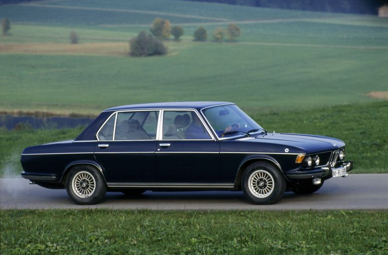 1968-1977 BMW Large Saloon Models