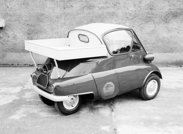 1955-1962 BMW Isetta models