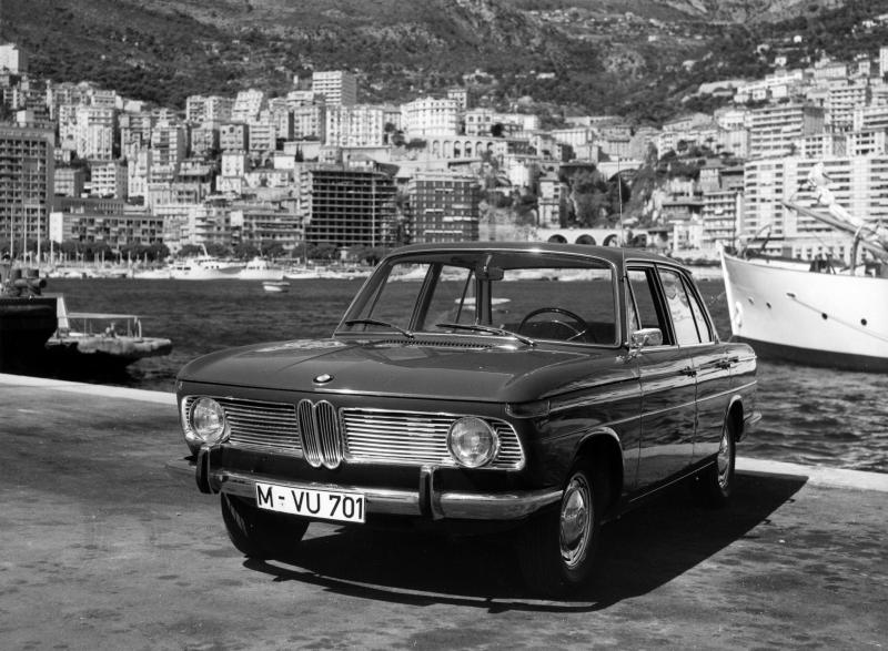BMW New Class Saloon (1962-1971)