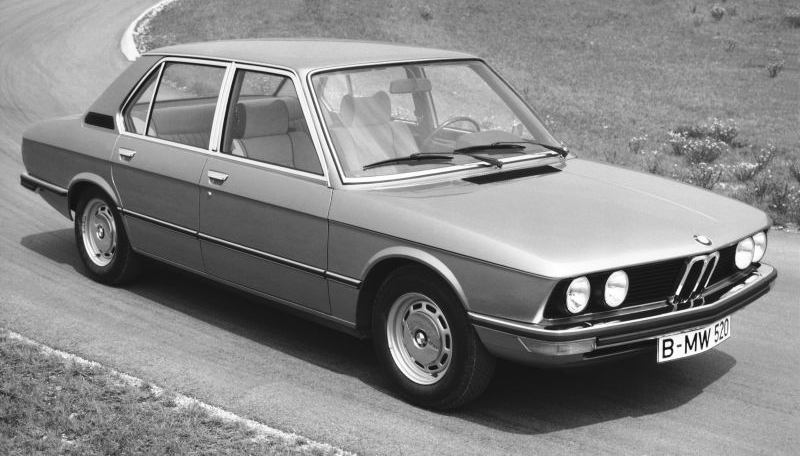 1972 1981 Bmw 5 Series Models