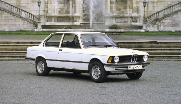 1975-1983 BMW 3 Series Saloon