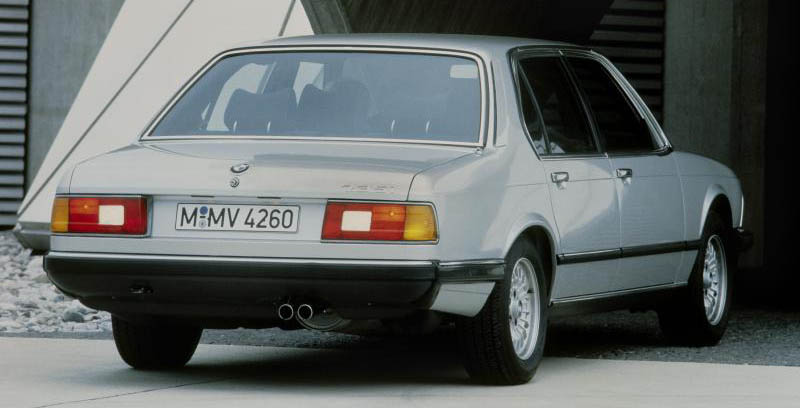 1977-1986 BMW 7 Series