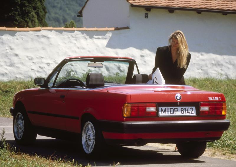 1990 Bmw 318i Convertible Bing Images