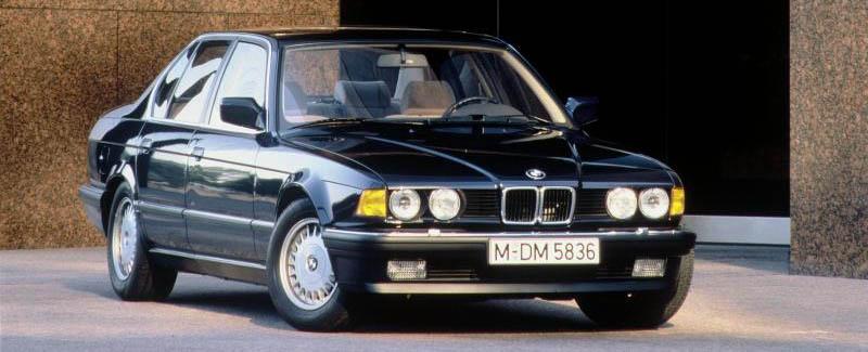 1986 1994 bmw 7 series 1986 1994 bmw 7 series