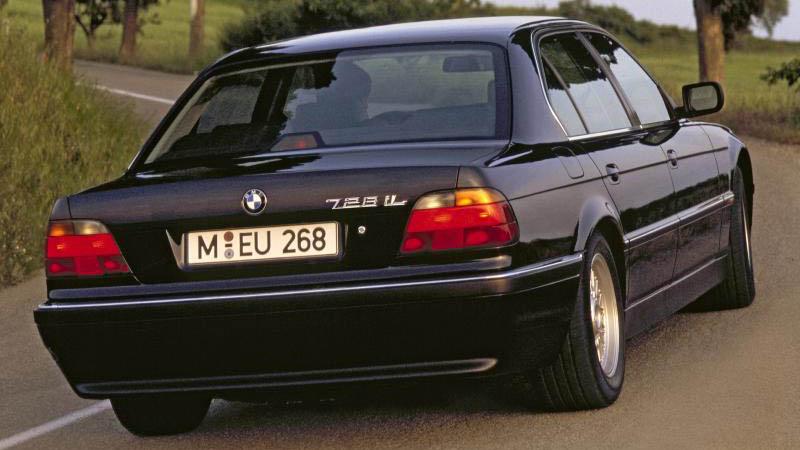 1994 2001 Bmw 7 Series