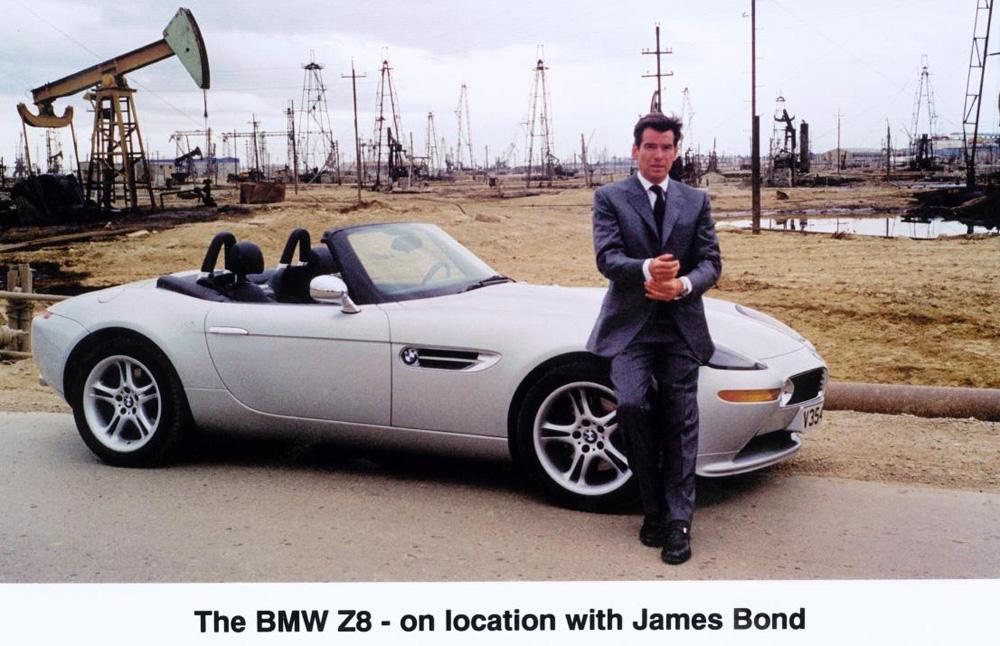 Bmw Z8 1995 2002