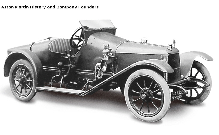 Aston Martin History And Company Founders 1914 Aston Martin Coal