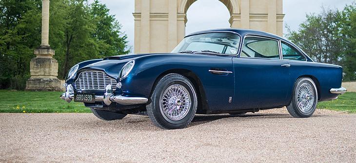 Aston Martin DB - 1965 aston martin db5