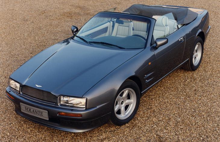 1988 1995 Aston Martin Virage