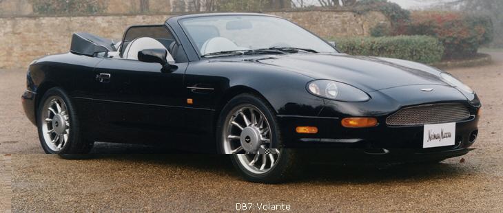 1994 1999 Aston Martin Db7