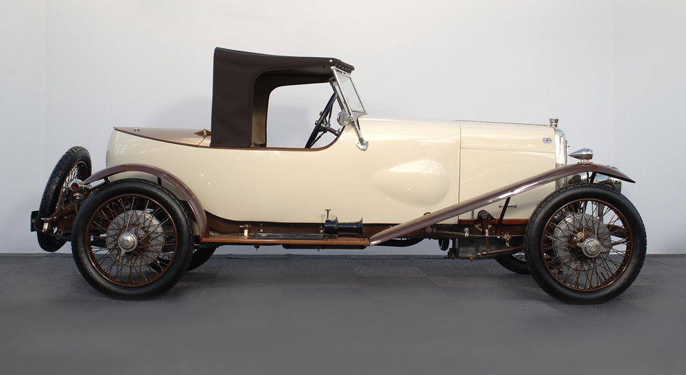 1924 Bamford And Martin Side Valve
