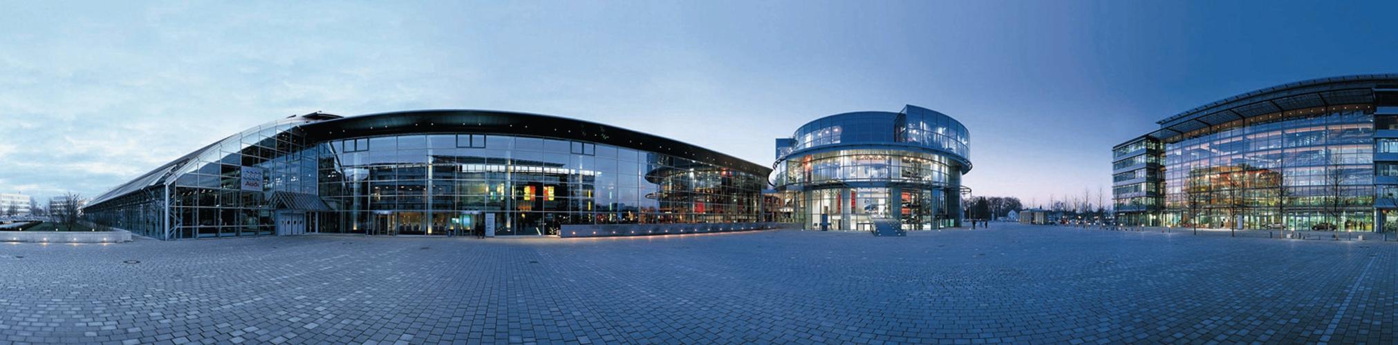 Audi Headquarters