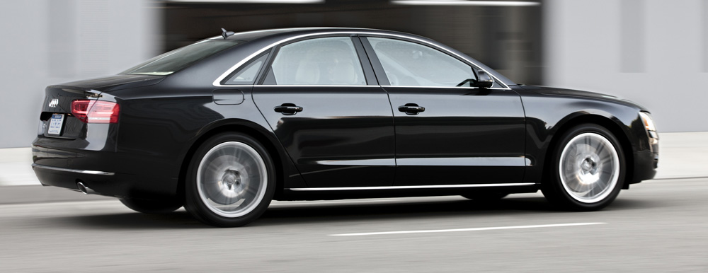 2013 Audi A8 And S8 Specification