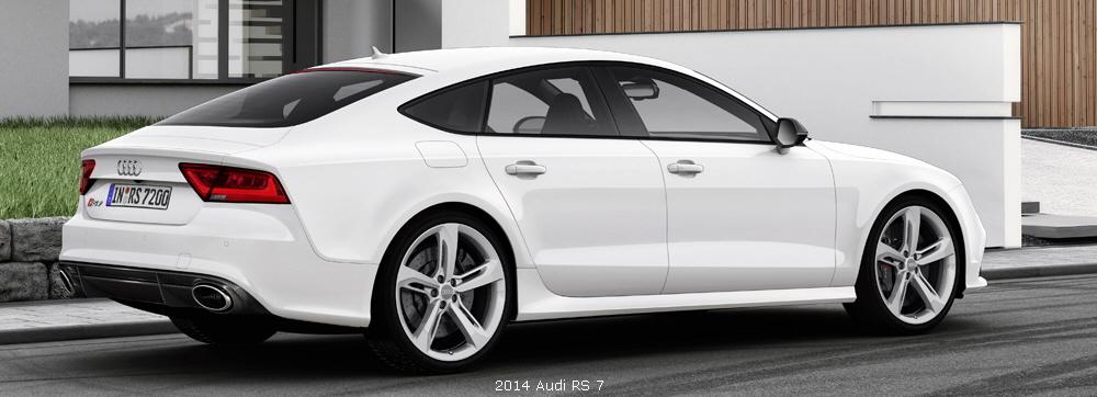 2014 Audi Model Line