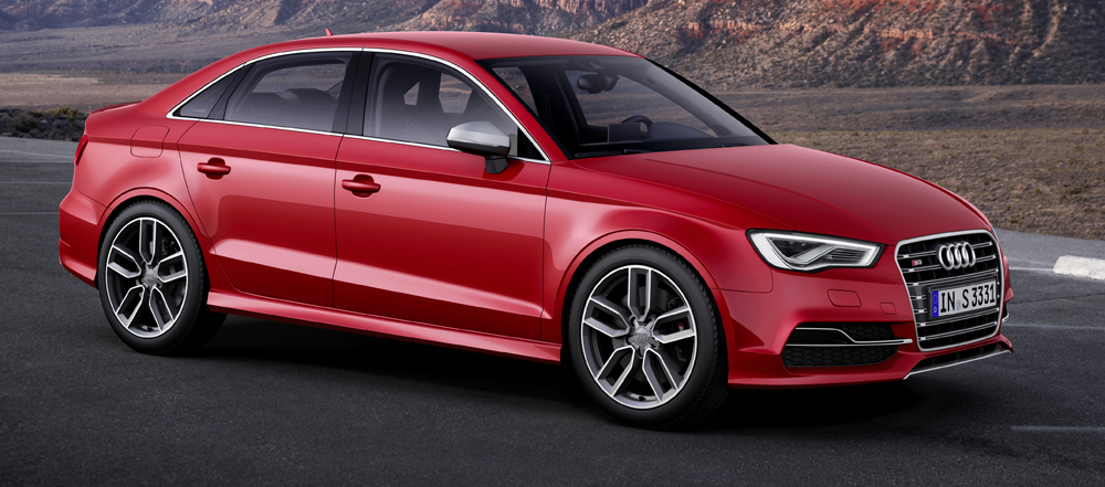 Audi A And S Sedan Review And Specification - Audi s3 review