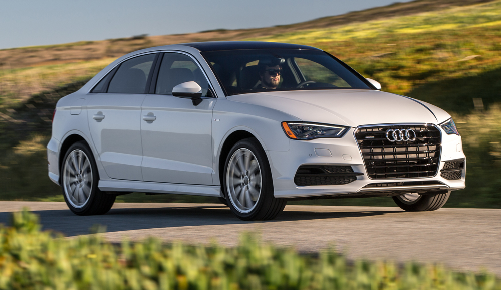 New 2015 Audi A3 And S3 Sedan Review And Specification