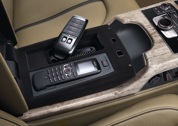 2011 Audi A8 L W12