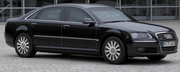 Audi AL W - 2007 audi a8