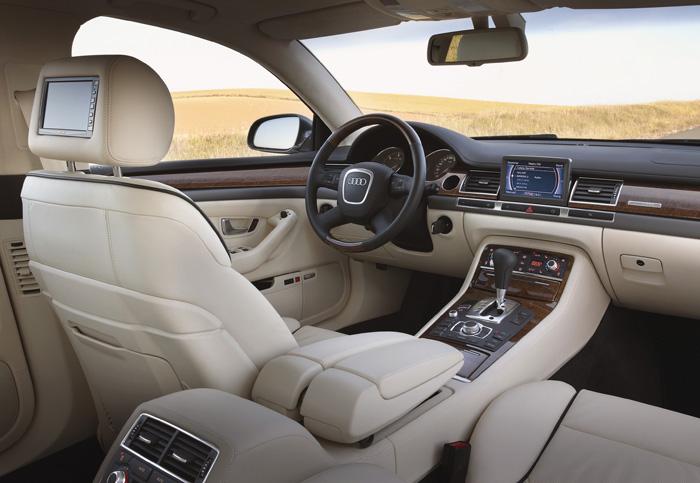 Audi AL W - Audi a8 v12