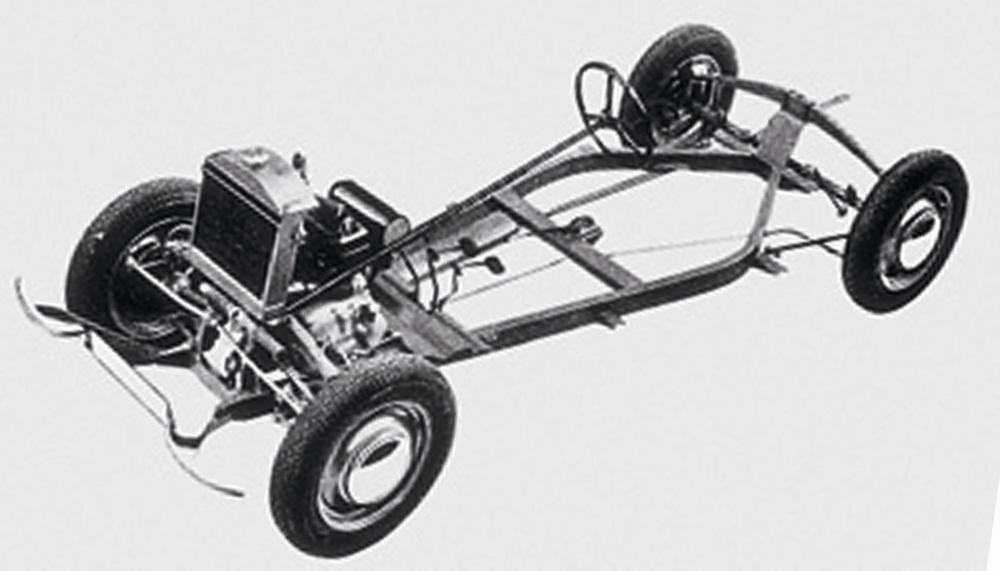 1931 Dkw F1 Motorcar