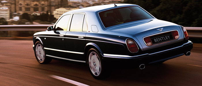 cars sale used bentley rac for arnage