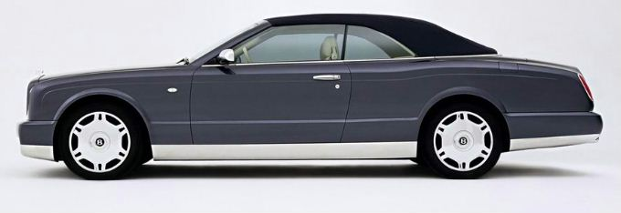 2007 Bentley Arnage Drophead Coup