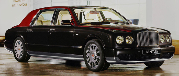 2006 Bentley Arnage Limousine