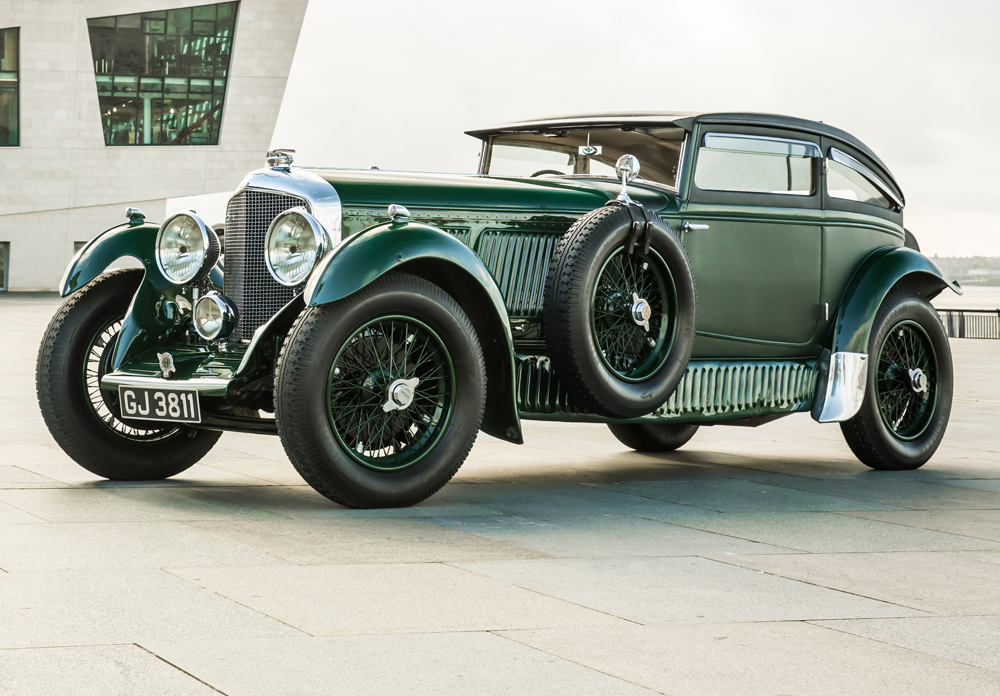 1925 Bentley 6 189 Litre