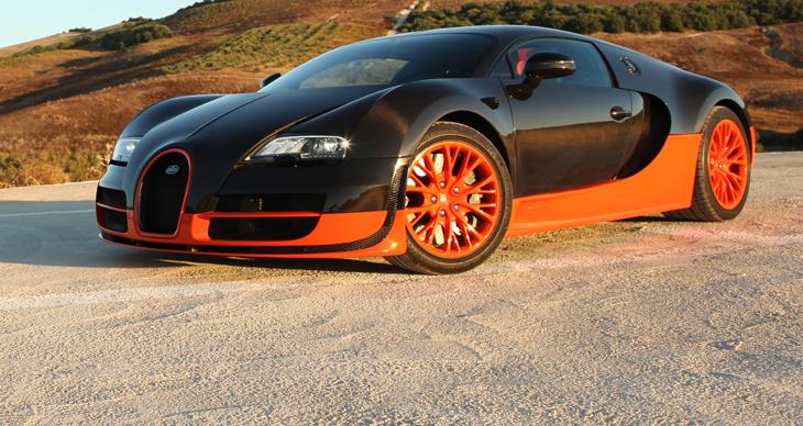 2011 Bugatti Veyron 16 4 Super Sport