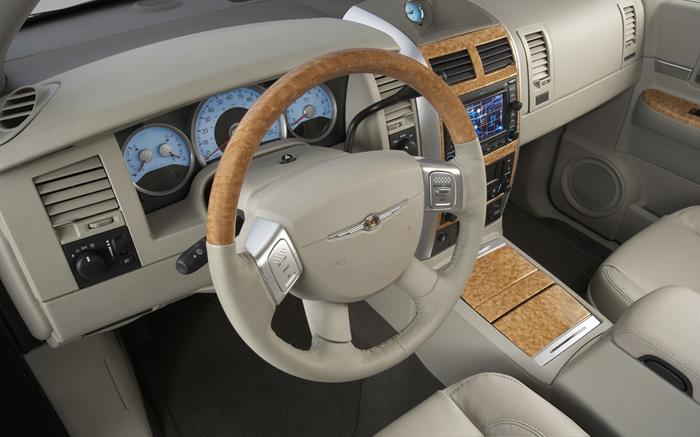 Fuel Cell Cars >> 2007 Chrysler Aspen