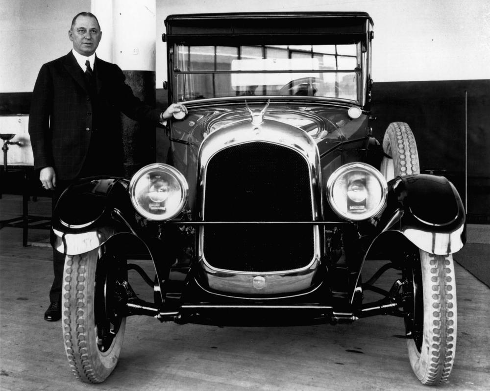 Sleepy Hollow Auto >> Walter Chrysler Biography - Founder Chrysler Corporation