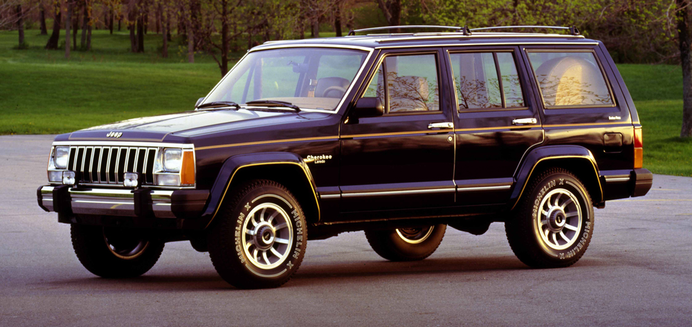 1985 Jeep Cherokee Laredo