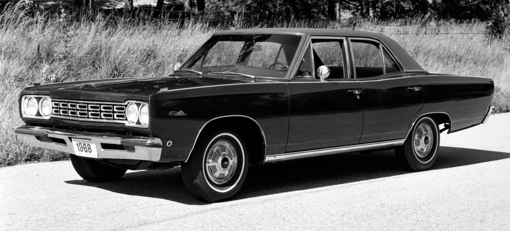 Plymouth Automobile History