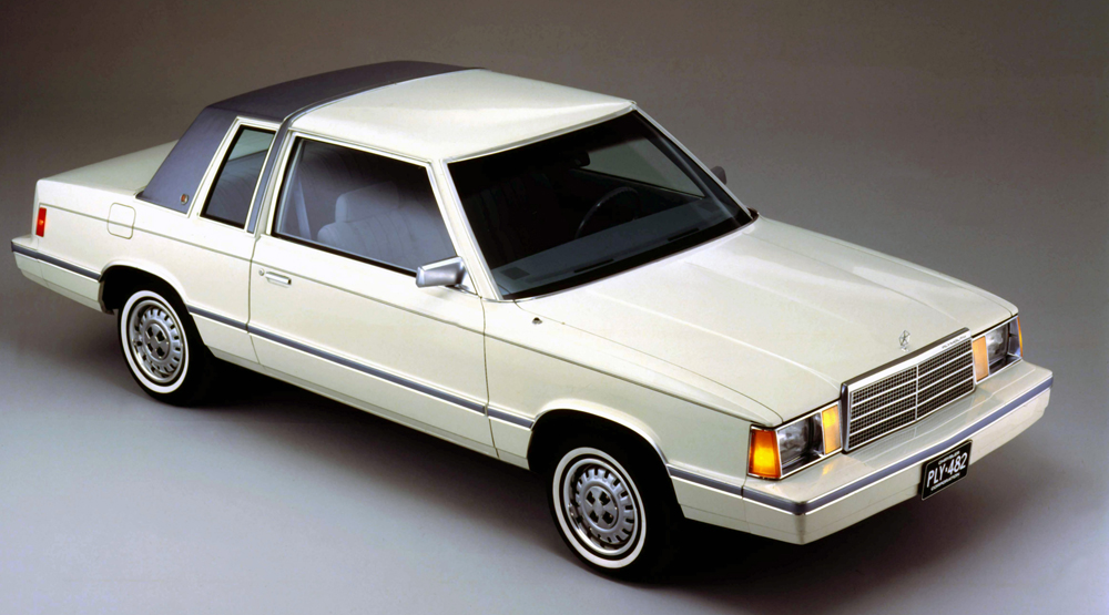 Plymouth Automobile History (1928-2001)